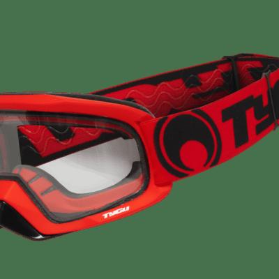 Gogle 2018 PODIUM red dual lens