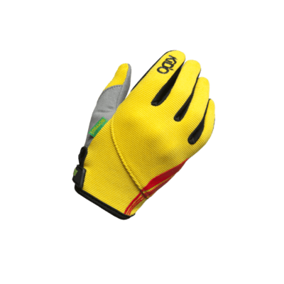 KIDO rękawiczki yellow